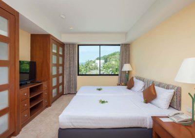 Deluxe Two Bedrooms